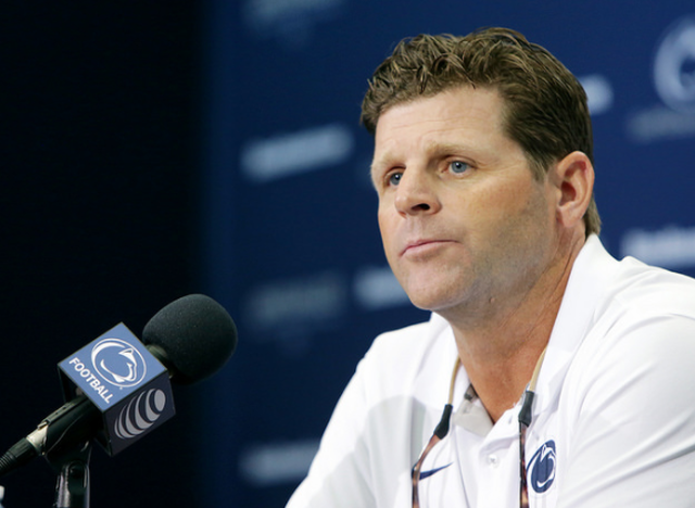 Penn State Football: Pry Reportedly In Running For Louisiana-Lafayette Job